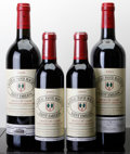 Red Bordeaux, Chateau Pavie Macquin. St. Emilion. 2000 Bottle (1). 2003Half-Bottle (2). 2004 Bottle (1). ... (Total: 2 Btls. & 2Halves. )
