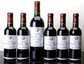 Red Bordeaux, Chateau Sociando Mallet. Haut Medoc. 1990 Bottle (1). 2003Half-Bottle (5). ... (Total: 1 Btl. & 5 Halves. )