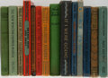 Books:Children's Books, [Children's]. Group of Fourteen Readers. Various Publishers, ca.1920's and 1930's. Contemporary binding. Each reader libera...(Total: 14 Items)