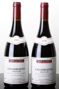 Red Burgundy, Chambertin 2005 . Domaine des Chezeaux . Bottle (2). ...(Total: 2 Btls. )