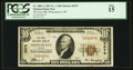 National Bank Notes:Nevada, Winnemucca, NV - $10 1929 Ty. 1 The First NB Ch. # 3575. ...