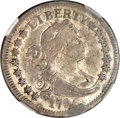 Early Quarters, 1796 25C -- Improperly Cleaned -- NGC Details. Fine. B-1, R.4....