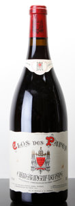 Rhone, Chateauneuf du Pape 2001 . Clos des Papes, P. Avril . lbsl.Magnum (1). ... (Total: 1 Mag. )