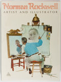 Books:Art & Architecture, Norman Rockwell: Artist and Illustrator. Abrams, 1970. Elephant folio. 614 illustrated plates, 111 in full col...