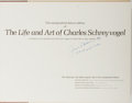 Books:Art & Architecture, [American West]. James D. Horan. SIGNED/LIMITED. The Life and Art of Charles Schreyvogel. Crown Publishers, 1969. ...