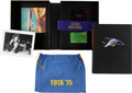 Music Memorabilia:Memorabilia, T.O.T.A. '75 - Tour of the Americas 1975: The Rolling StonesOfficial Tour Diary by Christopher Sykes Deluxe Edition B...