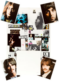 "The Beatles [""The White Album""] Lowest-Possible Numbered A0000001 Copy LP, U.S. Pressing (Apple 101, 19"