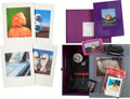 Music Memorabilia:Original Art, Taken By Storm: The Album Art of Storm Thorgerson Deluxe Boxed Edition (Genesis Publications, 2009)....