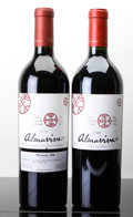General Misc., Almaviva. 1998 lscl, ltl Bottle (1). 1999 Bottle (1). ... (Total: 2Btls. )