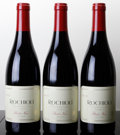 Domestic Pinot Noir, Rochioli Pinot Noir 2010 . Estate. Bottle (3). ... (Total: 3 Btls. )
