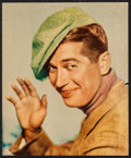 """Movie Posters:Miscellaneous, Maurice Chevalier (Paramount, Early 1930s). Jumbo Lobby Card (14"""" X 17""""). Miscellaneous.. ..."""