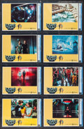 """Movie Posters:Science Fiction, Logan's Run (MGM, 1976). CGC Graded Lobby Card Set of 8 (11"""" X14""""). Science Fiction.. ..."""