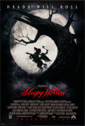 """Movie Posters:Fantasy, Sleepy Hollow (Paramount, 1999). One Sheets (2) (27"""" X 40"""") DS Regular & Advance. Fantasy.. ... (Total: 2 Items)"""