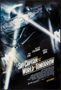 "Movie Posters:Science Fiction, Sky Captain and the World of Tomorrow (Paramount, 2004). One Sheet(27"" X 40"") DS Advance. Science Fiction.. ..."