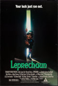 "Movie Posters:Horror, Leprechaun & Other Lot (Trimark Pictures, 1993). One Sheets (2) (27"" X 40"") DS Regular & Advance. Horror.. ... (Total: 2 Items)"