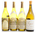 Domestic Chardonnay, Ayoub Chardonnay. 2011 Bottle (1). Far Niente Chardonnay. 2007Bottle (1). 2009 Bottle (1). ... (Total: 4 Btls. )