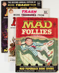 Magazines:Mad, More Trash from Mad Plus Group (EC, 1950s-60s).... (Total: 12Items)