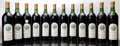 Domestic Cabernet Sauvignon/Meritage, William Hill Cabernet Sauvignon. 1980 1bn, 7ts, 8lbsl, 6lcc Bottle(8). 1981 1bn, 2hs, 1ts, 4lbsl, 3lcc Bottle (... (Total: 12 Btls. )