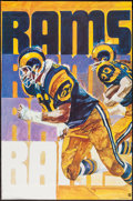 Movie Posters:Sports, Sports Lot (Various, 1971-1973). Posters (5) (Various Sizes). Sports.. ... (Total: 5 Items)