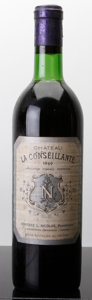 Red Bordeaux, Chateau La Conseillante 1969 . Pomerol. ts, bsl. Bottle (1).... (Total: 1 Btl. )