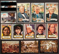 Non-Sport Cards:Lots, 1950's-60's Topps, Bowman, Rosen - History, War and PoliticsCollection (97). ...