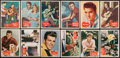 "Non-Sport Cards:Sets, 1950's Topps ""Elvis"" and ""Fabian"" Partial Set Pair (2). ..."