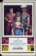 "Movie Posters:Historical Drama, Cleopatra (20th Century Fox, 1963). One Sheet (27"" X 41""). RegularStyle. Historical Drama.. ..."