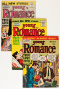 Golden Age (1938-1955):Romance, Prize Golden Age Romance Group (Prize, 1950s) Condition: AverageVG+.... (Total: 11 Comic Books)