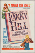 """Movie Posters:Sexploitation, Fanny Hill & Others Lot (Famous Players Corp., 1965). OneSheets (5) (27"""" X 41"""") & Lobby Cards (3) (11"""" X 14"""").Sexploitatio... (Total: 8 Items)"""