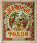 Books:Children's Books, [Children's Illustrated]. Diamonds and Toads. New York:McLoughlin Bros., ca. 1900. Publisher's wrappers with light ...