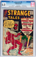 Silver Age (1956-1969):Superhero, Strange Tales #115 (Marvel, 1963) CGC FN 6.0 Off-white pages....