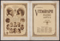 """Movie Posters:Miscellaneous, Vitagraph Exhibition Book (Vitagraph, 1918-1919). Book (8 Pages, 9"""" X 12""""). Miscellaneous.. ..."""