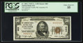 National Bank Notes:Pennsylvania, Lancaster, PA - $50 1929 Ty. 1 The Lancaster County NB Ch. # 683....
