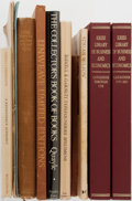 Books:Books about Books, [Books About Books]. Various Authors. Group of Twelve. Various publishers. A collection of books covering typography, small ... (Total: 12 Items)