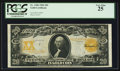Large Size:Gold Certificates, Fr. 1186 $20 1906 Gold Certificate PCGS Very Fine 25.. ...