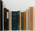 Books:Books about Books, [Books About Books]. Various Authors. Group of Seventeen. Variouspublishers. A mix of bibliographies, essays on book bindin...(Total: 17 Items)
