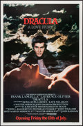 """Movie Posters:Horror, Dracula (Universal, 1979). One Sheet (27"""" X 41"""") and Photos (4) (8"""" X 10""""). Flat Folded Advance Style. Horror.. ... (Total: 5 Item)"""