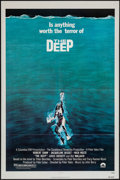 """Movie Posters:Adventure, The Deep (Columbia, 1977). One Sheet (27"""" X 41"""") Style A.Adventure.. ..."""
