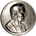 Expositions and Fairs, 1846 Cristoforo Colombo Medal by Girometti....