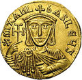 Ancients:Byzantine, Ancients: Michael II, with Theophilus....