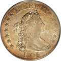 Early Quarters, 1806 25C MS62 PCGS....