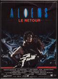 """Movie Posters:Science Fiction, Aliens (20th Century Fox, 1986). French Grande (45.5"""" X 62""""). Science Fiction.. ..."""