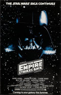 """Movie Posters:Science Fiction, The Empire Strikes Back (Factors, 1980). Posters (2) (20"""" X 27"""",22"""" X 34.25""""). Science Fiction.. ... (Total: 2 Items)"""