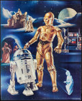 """Movie Posters:Science Fiction, Star Wars (Proctor & Gamble, 1978). Promo Poster (18.5"""" X 23"""").Science Fiction.. ..."""