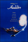 "Movie Posters:Animation, Aladdin (Buena Vista, 1992). International One Sheet (27"" X 40"")Advance. Animation.. ..."
