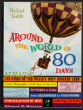 "Movie Posters:Adventure, Around the World in 80 Days (United Artists, 1956). Program (76Pages) (8.25"" X 11""). Adventure.. ..."