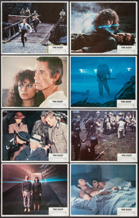 """The Keep (Paramount, 1983). Lobby Card Set of 8 (11"""" X 14""""). Horror. ... (Total: 8 Items)"""