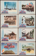 "Movie Posters:War, This is Your Army (20th Century Fox, 1954). Lobby Card Set of 8(11"" X 14""). War.. ... (Total: 8 Items)"