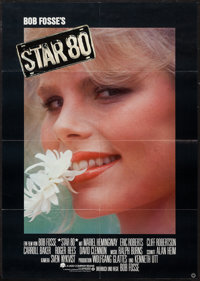 "Star 80 & Other Lot (Warner Brothers, 1983). German A1 (23"" X 33"") & French Pantalon (27.75"" X 60..."