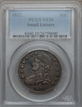 Bust Half Dollars: , 1832 50C Small Letters VF35 PCGS. PCGS Population (108/1899). NGCCensus: (48/1839). Mintage: 4,797,000. Numismedia Wsl. Pr...